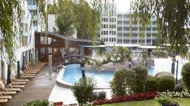 NaturMed Hotel Carbona szálláshelyek Hévízen