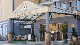 Hotel Palace hévízi szállás