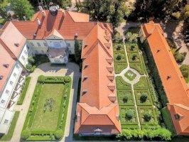 Szidónia Kastélyszálloda szálláshelyek Bükfürdőn