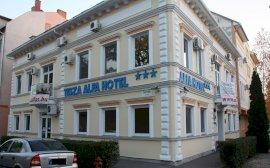 Tisza Alfa Hotel belföldi