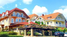 Főnix Club Hotel & Wellness Hévíz szállás Hévíz