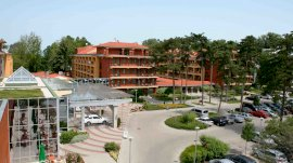 Hotel Azúr szálláshelyek Siófokon